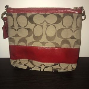COACH bag. Great condition. Small tote!